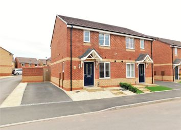 Thumbnail 3 bed semi-detached house for sale in Jefferson Walk, Marston Grange, Stafford