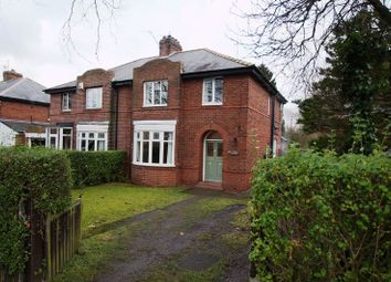 Thumbnail 3 bed semi-detached house for sale in Elvet Moor, Durham