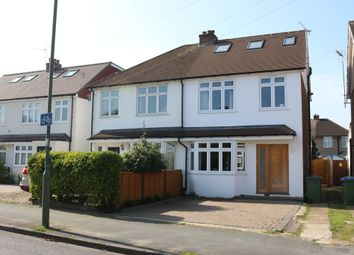 Thumbnail 4 bed semi-detached house to rent in Cottimore Lane, Walton-On-Thames