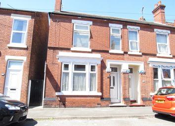 Thumbnail 3 bedroom semi-detached house for sale in Cranmer Street, Long Eaton, Long Eaton