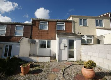 Thumbnail 3 bed terraced house for sale in Treningle View, Bodmin