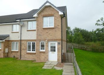 Thumbnail 3 bed semi-detached house to rent in 2 Keswick Place, Dumfries