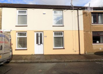 Thumbnail 2 bed terraced house for sale in Pleasant View, Pentre, Rhondda, Cynon, Taff.