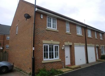 Thumbnail 4 bedroom semi-detached house to rent in Chipchase Mews, Great Park, Newcastle Upon Tyne