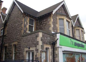Thumbnail 2 bed flat to rent in Ellenborough Gardens, Whitecross Road, Weston-Super-Mare