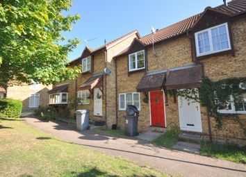 Thumbnail 2 bed terraced house for sale in Cambrian Green, Snowdon Drive, London