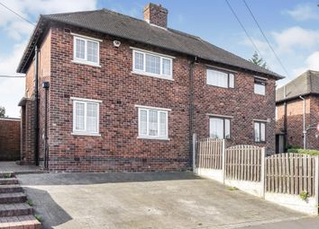Thumbnail 2 bed semi-detached house for sale in Delves Place, Sheffield