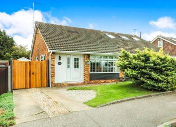Thumbnail 2 bed semi-detached bungalow for sale in Bonney Grove, Goffs Oak, Waltham Cross