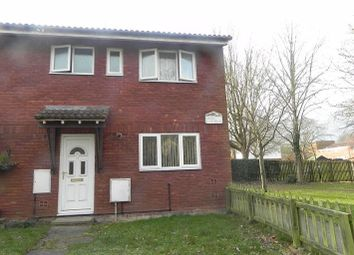 Thumbnail 2 bed end terrace house for sale in Raygill, Wilnecote, Tamworth
