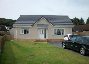 Thumbnail 3 bed bungalow for sale in Baird Avenue, Sandhead, Stranraer