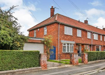 Thumbnail 3 bed end terrace house for sale in Skipton Road, Billingham