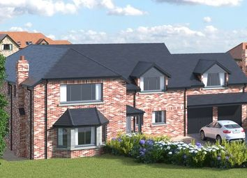 Thumbnail 5 bed detached house for sale in Springfield Road, Aughton, Ormskirk