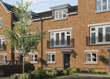 Thumbnail 4 bed terraced house for sale in Old Forest Road, Winnersh, Wokingham