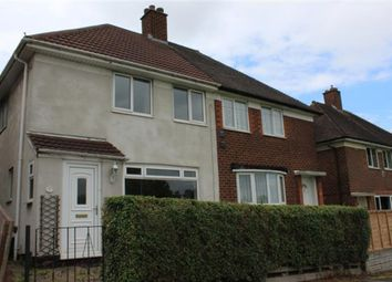 Thumbnail 3 bed semi-detached house for sale in Lea Hall Road, Kitts Green, Birmingham