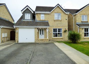 Thumbnail 4 bed detached house for sale in Loxley Gardens, Burnley