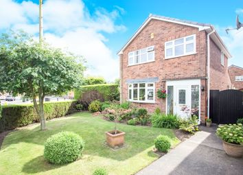 Thumbnail 3 bedroom detached house for sale in Nabbs Lane, Hucknall, Nottingham