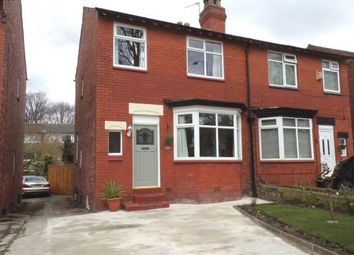 Thumbnail 3 bed semi-detached house for sale in Nangreave Road, Heaviley, Stockport, Cheshire