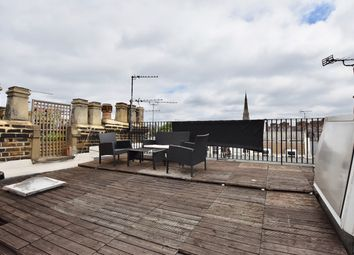 Thumbnail 1 bed triplex to rent in Clanricarde Gardens, London