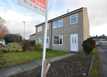 Thumbnail 2 bed semi-detached house for sale in Church Gate, Horsforth, Leeds, West Yorkshire