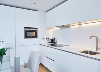 Thumbnail 1 bed flat to rent in Southbank, 55 Upper Ground, London Waterloo