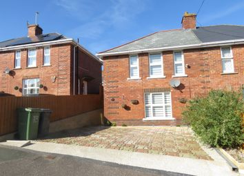 Thumbnail 3 bedroom semi-detached house for sale in Hawthorn Road, Exeter