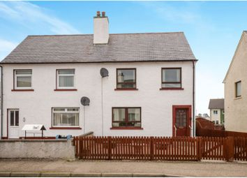 Thumbnail 3 bed semi-detached house for sale in Bermuda Road, Invergordon