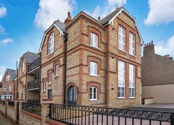 Thumbnail 2 bed flat for sale in Flat 6 Old School Court, 2 Clarence Crescent, Sidcup