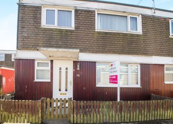 Thumbnail 3 bed end terrace house for sale in Axdane, Hull