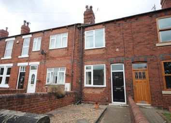 Thumbnail 2 bed terraced house for sale in Ashton Road, Castleford