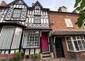 Thumbnail Terraced house to rent in High Street, Cleobury Mortimer, Kidderminster