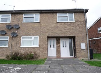 Thumbnail 2 bed flat for sale in Fairfield Crescent, Newhall, Swadlincote