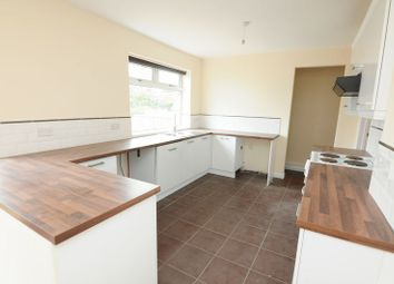 Thumbnail 3 bed terraced house for sale in Woodleigh Gardens, Whitchurch, Bristol