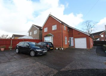 Thumbnail 4 bedroom detached house for sale in Coed-Y-Capel, Barry