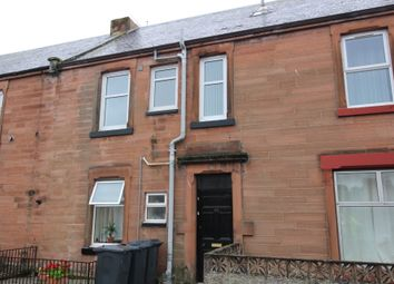 Thumbnail 2 bed flat for sale in Wallace Street, Dumfries