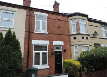 Thumbnail 2 bed property to rent in Somerset Road, Radford, Coventry