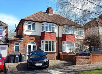 Thumbnail 3 bed semi-detached house for sale in Sheringham Road, Kings Norton, Birmingham
