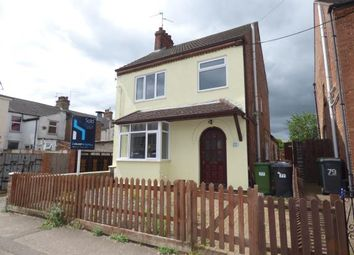 Thumbnail 3 bed detached house for sale in Midland Road, Peterborough, Cambridgeshire, United Kingdom