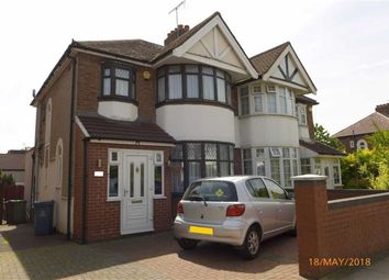 Thumbnail 3 bed semi-detached house for sale in Locket Road, Harrow Weald, Middx