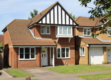 Thumbnail 3 bed property for sale in Kristiansand Way, Letchworth Garden City