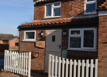 Thumbnail 2 bedroom cottage to rent in Fakenham Road, Great Ryburgh, Fakenham