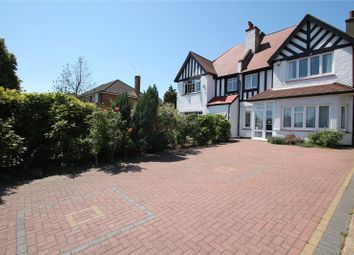 Thumbnail 5 bed semi-detached house to rent in Somertrees Avenue, London