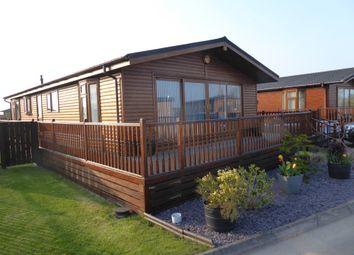 Thumbnail 2 bedroom mobile/park home for sale in Hurworth Springs Country Park, Neasham Road, Hurworth Moor, Darlington