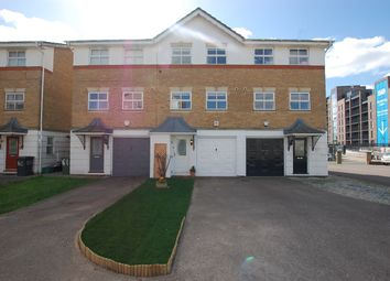Thumbnail 3 bed town house to rent in Montana Gardens, London
