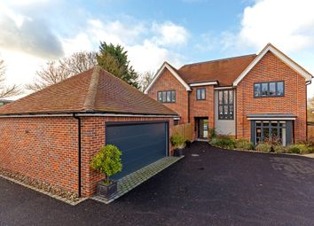 Thumbnail 5 bedroom detached house for sale in Luxford Close, Much Hadham