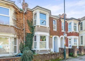 Thumbnail 3 bedroom terraced house for sale in Boundary Road, Chatham, Kent, .