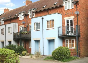 Thumbnail 3 bed town house for sale in Smiths Wharf, Wantage, Oxon