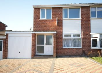 Thumbnail 3 bed semi-detached house to rent in Coppice Road, Leamington Spa, Warwickshire