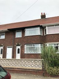 Thumbnail 3 bed terraced house for sale in Milford Avenue, Blackpool