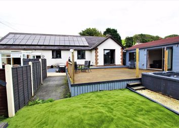 4 bed detached bungalow for sale in Capel Bangor, Aberystwyth SY23