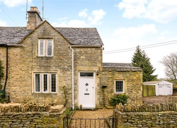 Thumbnail 4 bedroom semi-detached house for sale in East End, Fairford, Gloucestershire